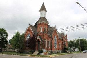 Mechanicsburg-Baptist_Church, Mechanicsburg, OH