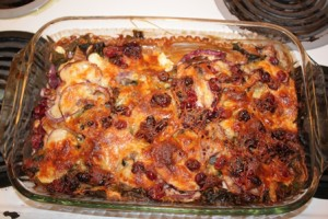 2017-11-12_Collard-Cranberry-Lasagna_After-Cooking_003